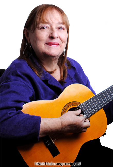 Judy Kellersberger, songwriter