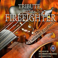 CD cover Tribute to a Firefighter